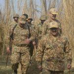 Lt Gen Bilal appreciates professional excellence of troops in Jhelum Division visit