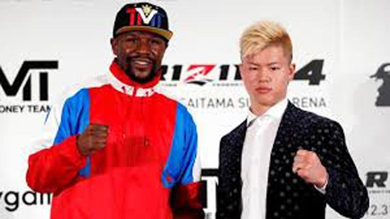 Rizin Announces Rules For Floyd Mayweather Jr. - Tenshin Nasukawa Fight