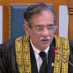 CJP warns of severe water crisis if pre-emptive measures not taken