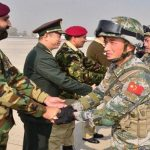 Chinese troops land in Pakistan for joint exercise