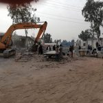 CDA, ICT launch anti-encroachment drive in Islamabad