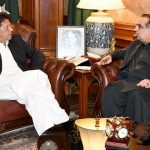 PM, Governor Sindh discuss political, developmental matters during meeting