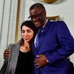 Nobel peace prize shines light on rape in conflict