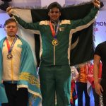 Pakistan's Faran sparkles at Asian Classic Powerlifting