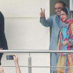Zardari, Talpur's interim bails extended till Dec 21
