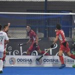 Belgium beat Pakistan 5-0 to reach quarter finals