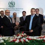 PTA chairman inaugurates Broadband project on Makran Coastal Highway