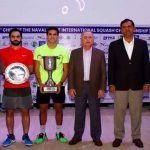 Egypt's Ibrahim lifts CNS Open Squash C'ship title