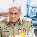 COAS Gen Bajwa chairs 216th Corps Commanders Conference at GHQ