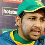 Sarfraz urges teammates to face Proteas 'without fear'
