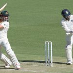 Gritty Australia edge ahead after day one of second Test in Perth