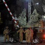 Six FC men martyred in Balochistan