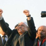 'Individuals with three-year term' can't decide nation's fate: Zardari
