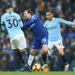 Manchester City back on top as Jesus double sinks Everton