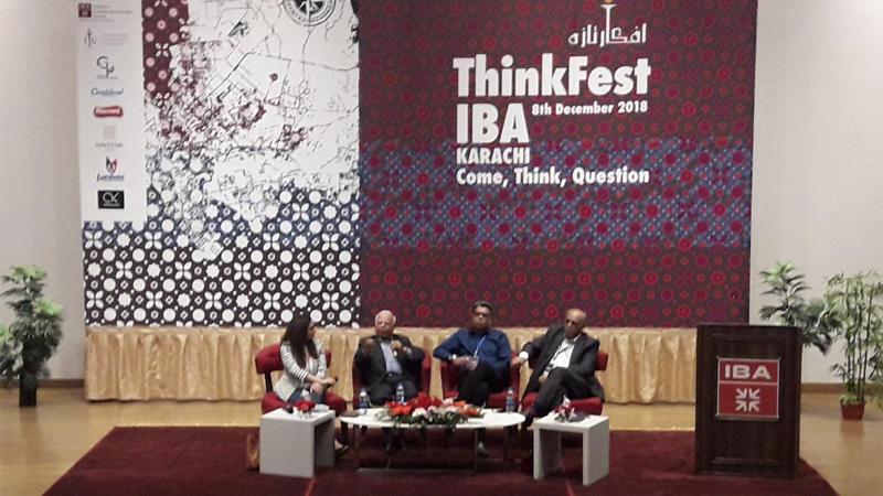 Geopolitics, Pakistan's future, purposeful media and civic engagement discussed