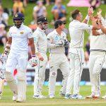 Southee picks five as Sri Lanka reach 275-9 in first Test