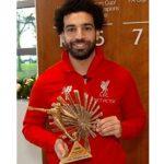 Salah named BBC African Footballer of the Year