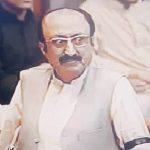 Senator Azam Khan Musakhel passes away