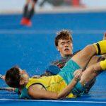 Australia thrash England 8-1 to claim bronze medal