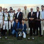 FG Team lift Shah Rafi Alam Memorial Polo Cup