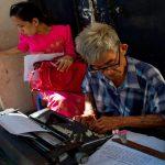 Ear cleaners, roadside clerks: antiquated jobs thrive in Yangon