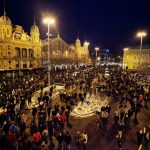 Thousands protest 'slave law' in Budapest
