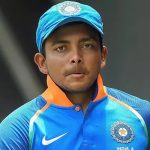 India's Shaw out for Australia Tests, Agarwal and Pandya get call