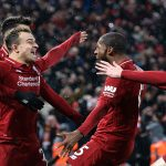 Liverpool defeat Manchester United to go top