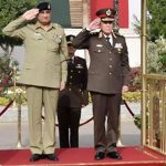 Army chief, Egyptian military leaders discuss security cooperation
