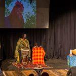 African storytellers help keep oral traditions alive in smartphone era