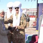Pak Army hands over model village to District Awaran 2013 quack victims