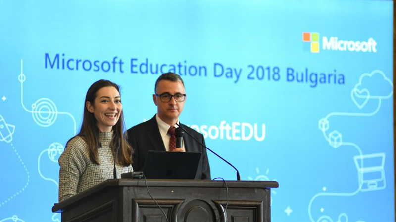 latest educational technology showcased on microsoft education day