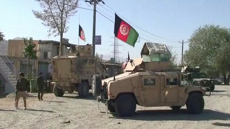 U.S. offers to withdraw troops from Afghanistan