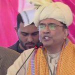 Power has turned those in Islamabad blind to people's plight: Zardari