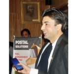 Murad Saeed inaugurates Pakistan Post app for complaint handling, e-commerce, information