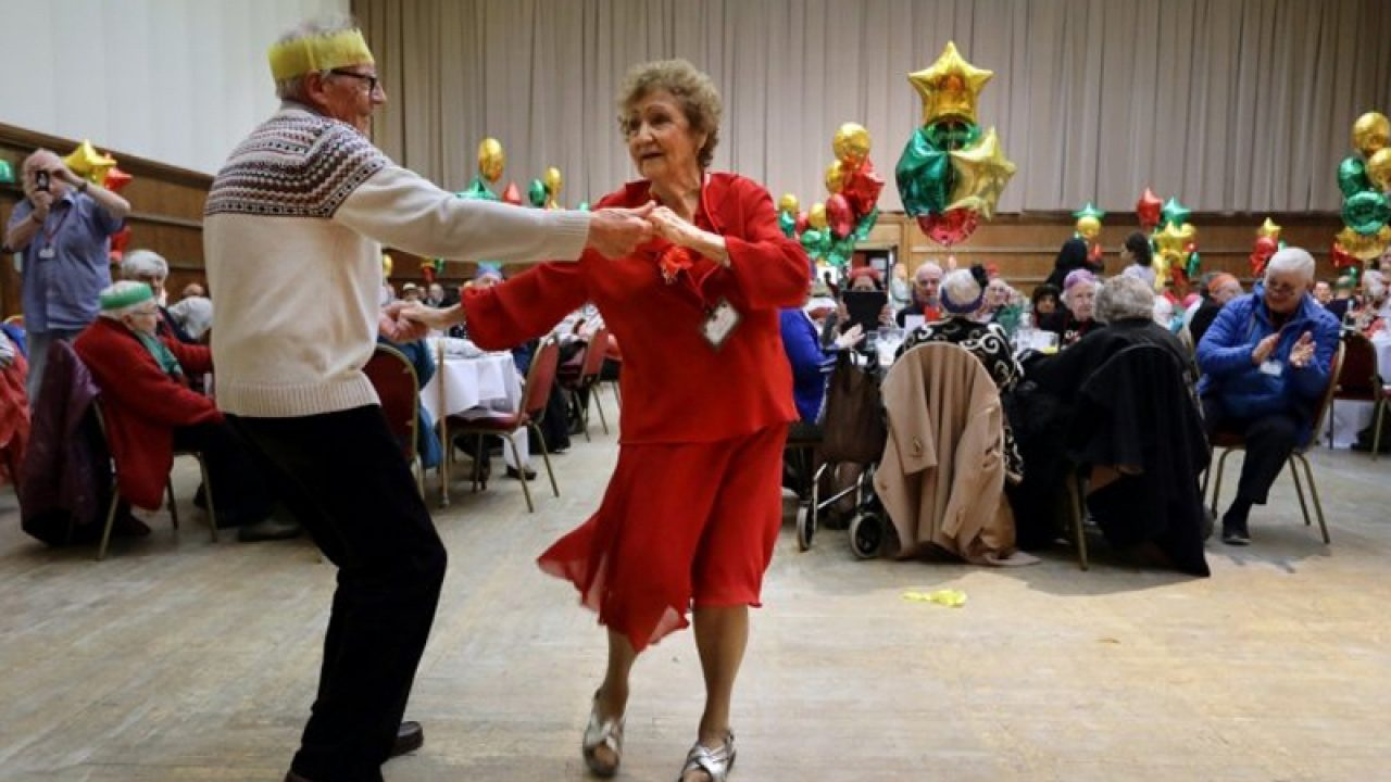 Health Benefits Of Dancing For The Elderly Daily Times