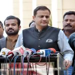 Artificial crisis of water and gas is being created: Murtaza