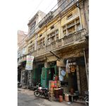 The once glorified Sir Ganga Ram House now in shambles