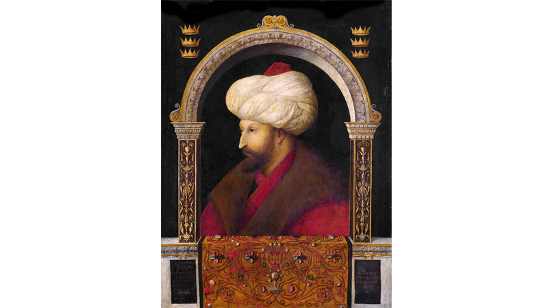 The Conquest Of Constantinople 1453 Bridge Between The East And