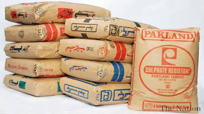 Cement retail rates up by Rs20/ a 50-kg/bag - Daily Times