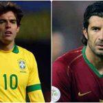 Football legends Kaka and Figo to visit Pakistan on Jan 10