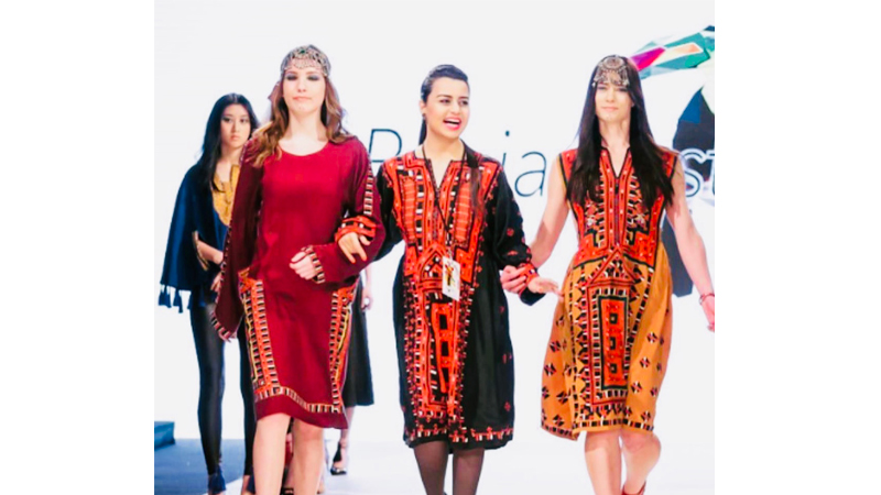 Baloch Pashks And Kurtis To Be Showcased At Canada S Top Fashion Week In March Daily Times
