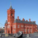 Exploring the capital of Wales — Part I