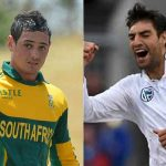 Olivier ends series on high, De Kock also moves up