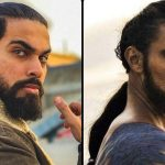 Pakistani rapper bears striking resemblance to Jason Mamoa