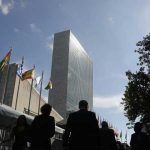One in three UN employees have been sexually harassed: survey