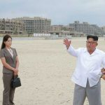 Huge North Korean beach resort 'nearing completion'