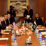 Afghan peace process a 'shared responsibility': Pakistan, US