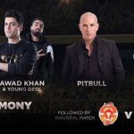 Pitbull, Junoon, Fawad Khan to perform at opening ceremony of PSL's fourth edition