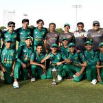Pakistan defeat Australia by six wickets to win series 3-2